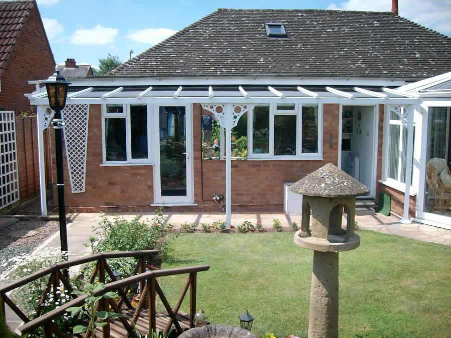 Our Garden Verandas are custom made to suit your requirements and...