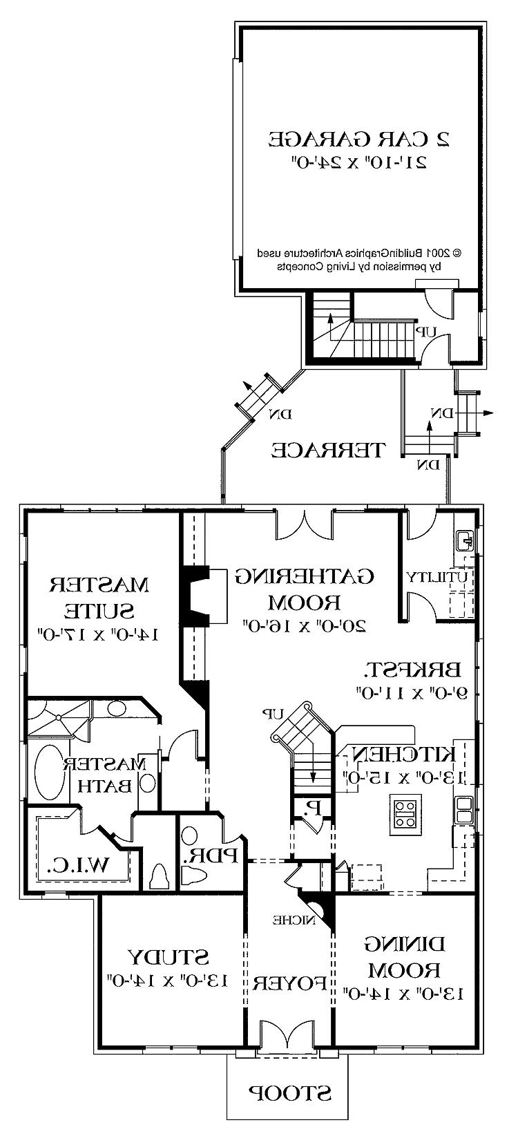 Stone Cottage Plans And Photos