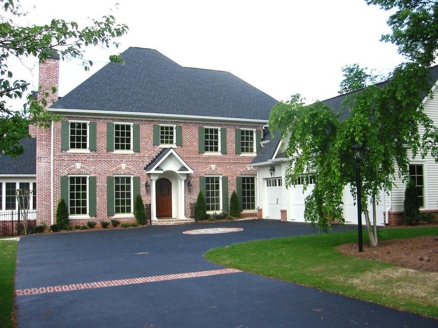Brick House Plans With Photos