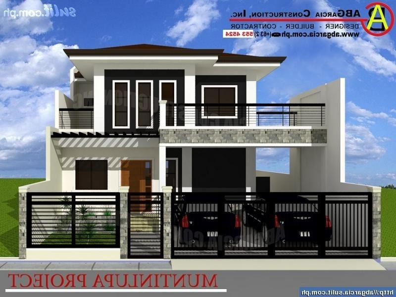 Photos of simple houses in the philippines Design of modern houses in philippines