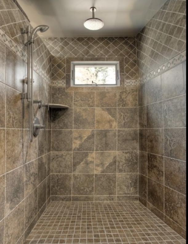 Shower Tile Patterns Photos