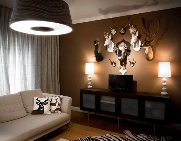 Man Cave Decor Uk : Bedroom hunting lodge photo
