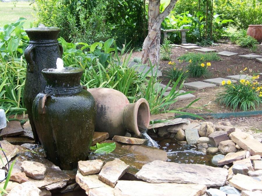Photos prayer gardens