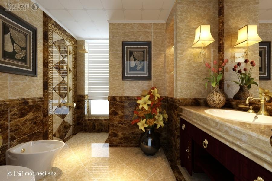 Luxury Bathroom Decoration Picture New Classical Bathrooms Neo 2