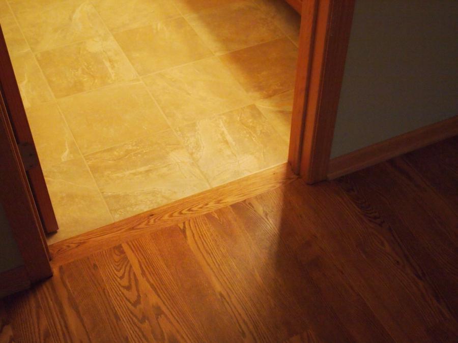 Hardwood Floor Problems Photo