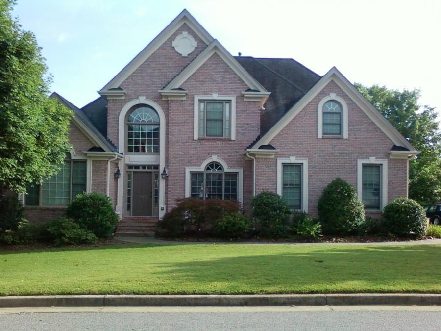Pink Brick House Photos