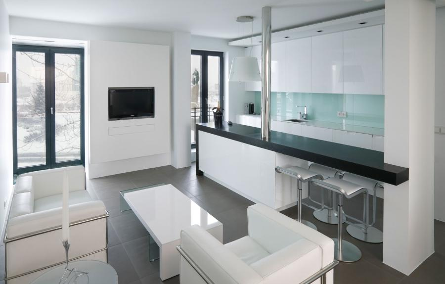 Apartments : Small And Modern Apartment Mesmerizing Small...