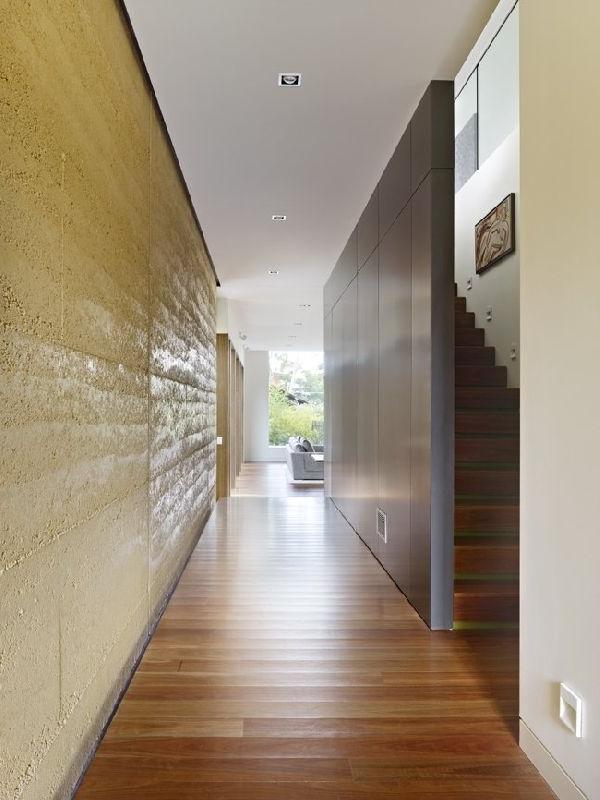 hallway design ideas at home design concept without symmetrically...