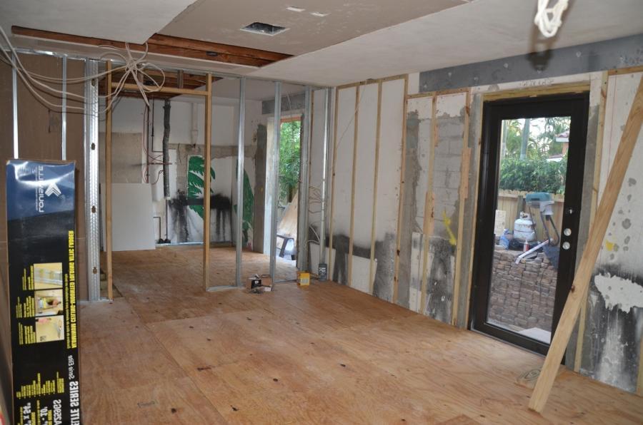 Garage Room Conversion Photos