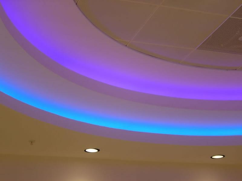 ... Decorative Suspended Ceilings London - AJS Interiors
