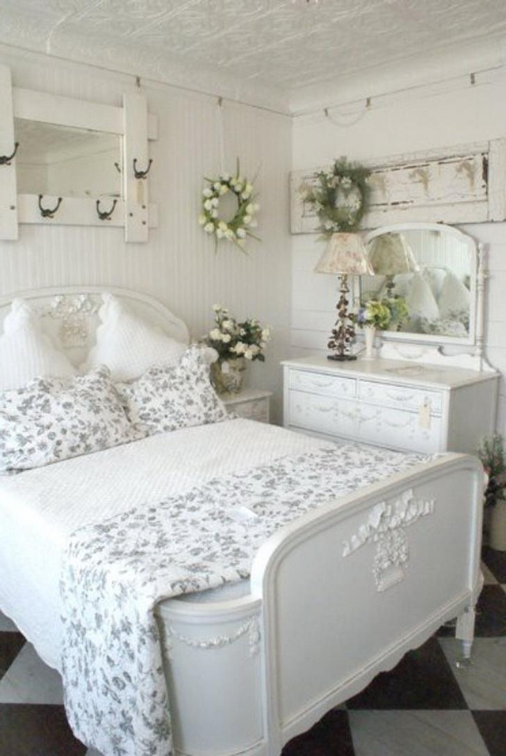 White bedroom ideas photos - All white bedroom decorating ideas ...
