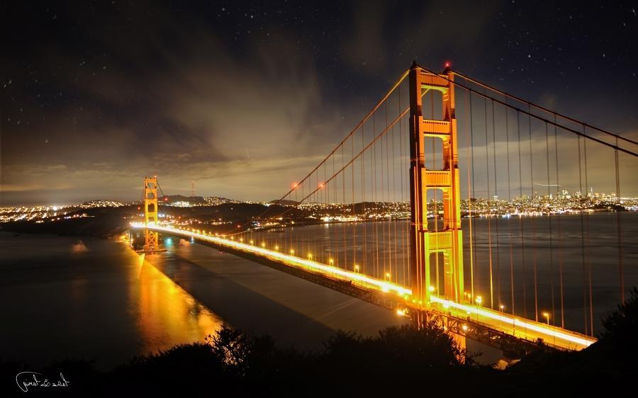 Wallpaper Photos Of Golden Gate Bridge