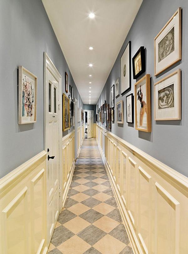 Hallway ideas photos - Corridor decoratie ...