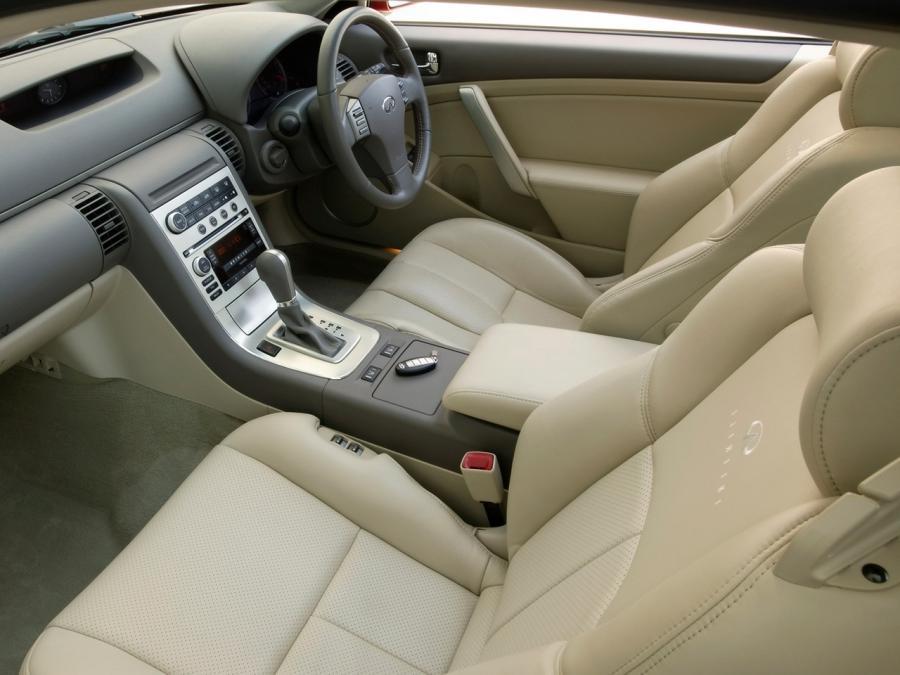 2006 Infiniti G35 Interior Photo