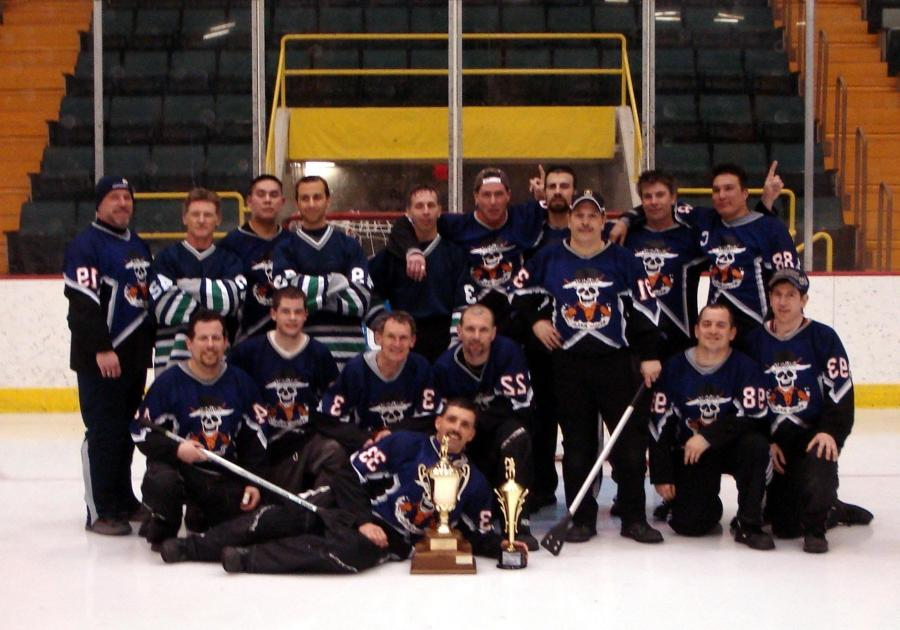 The Outlaws From Oswego - 2008 Empire State / NE Broomball...