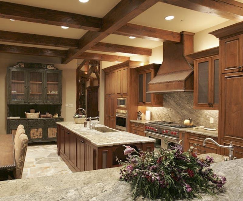 Southwest kitchen design photos for Southwestern kitchen ideas