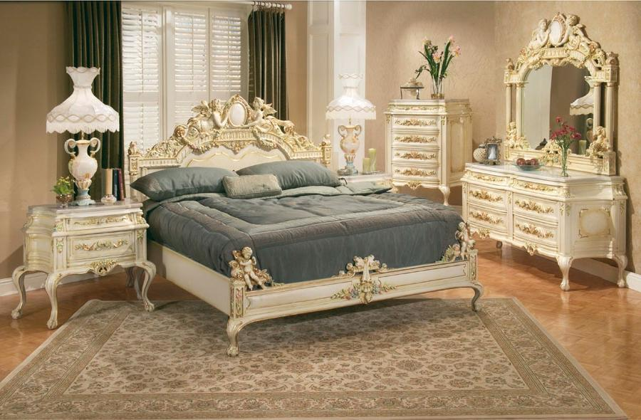 Victorian bedroom furniture is such a beautiful name. It really...
