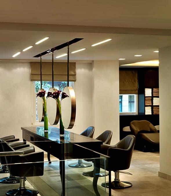 Nail Salon Interior Design Photos