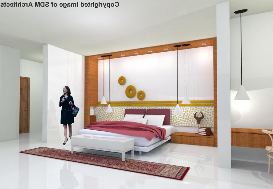 Modern Hotel Bedroom Interiors