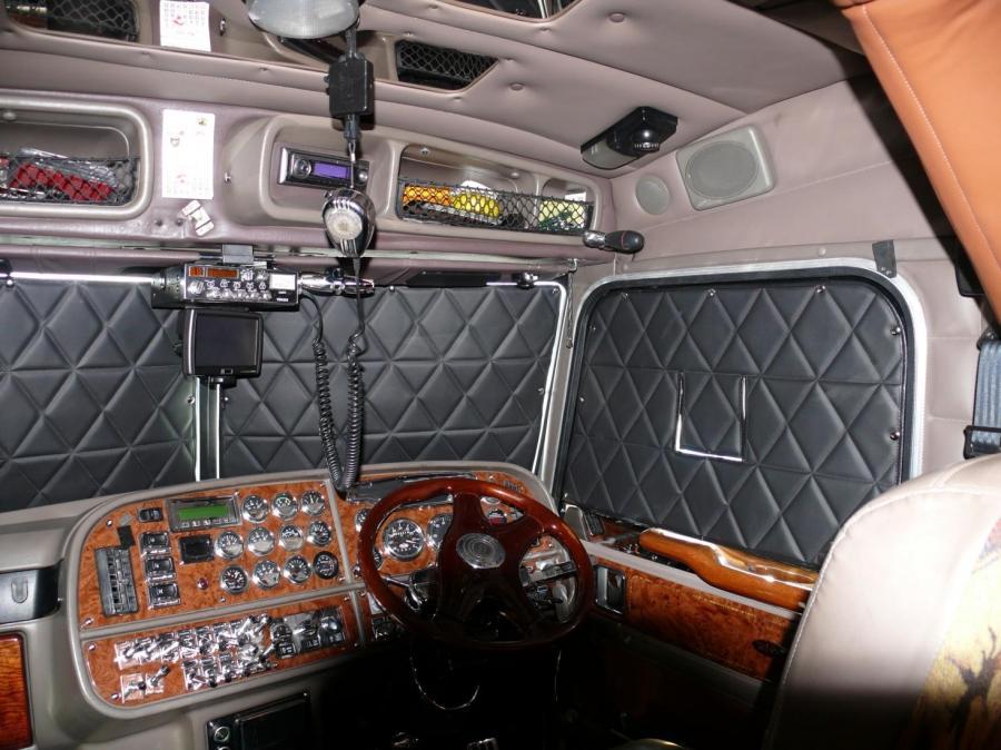 Peterbilt Truck Interior Photos