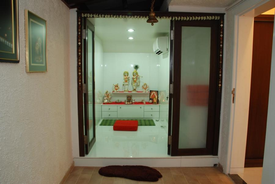 God Photos In Pooja Room