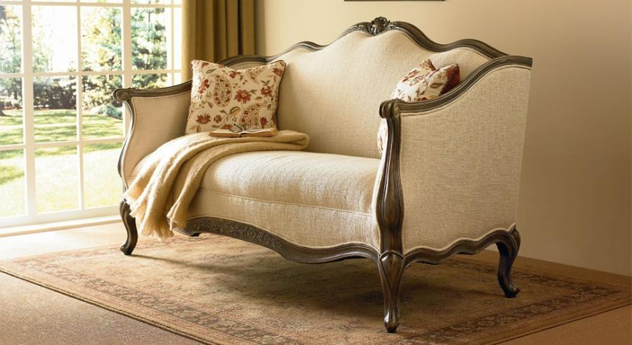 Photos of victorian furniture for Modern victorian sofa