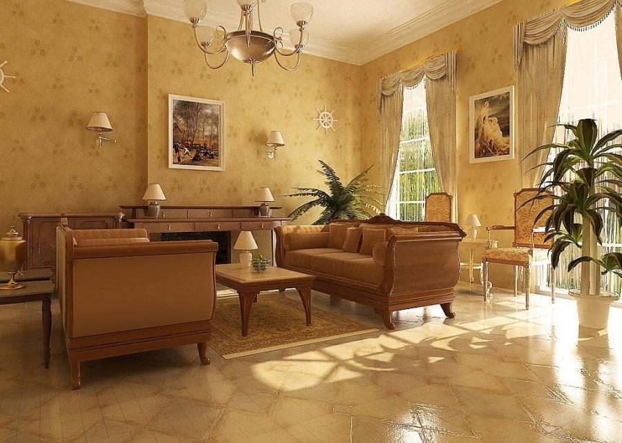 Pale yellow living room photos - Pale yellow walls living room ...