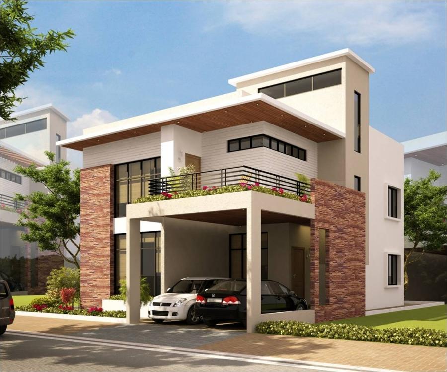 Duplex House Photos In Chennai