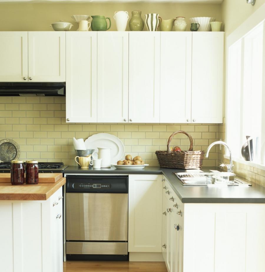 Decoration Of Simple Kitchen: Simple Kitchen Photos