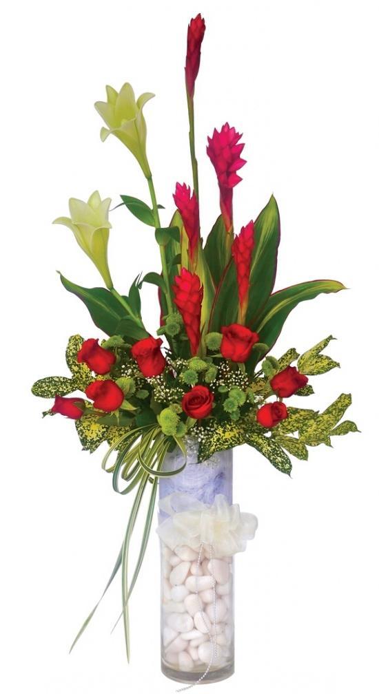 chinese flower arrangement - photo #20