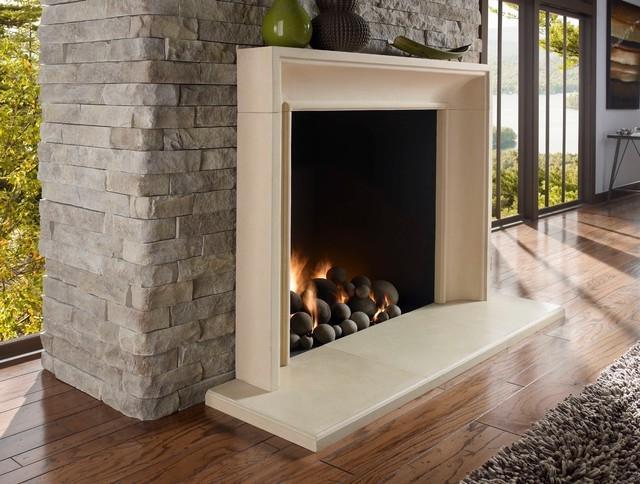 Soho Fireplace Surround Contemporary Fireplaces Sacramento