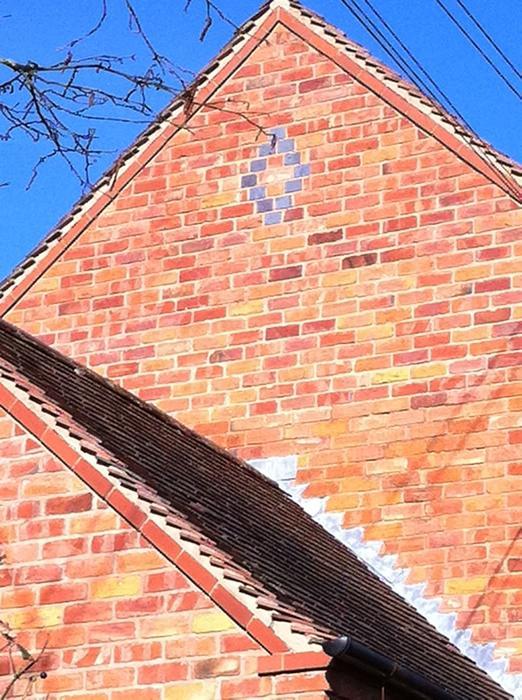 Brick Gable Photos