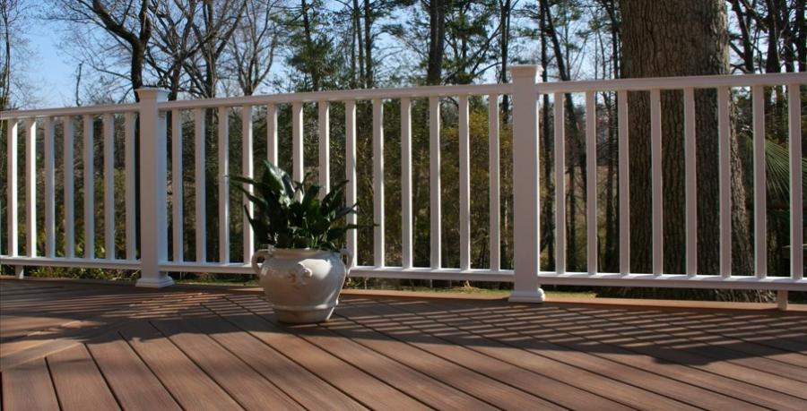 ... Residential Fiberon Deck and Rail ...