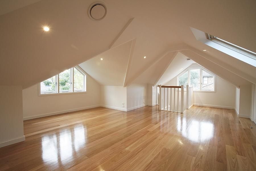 Attic Conversion Photos