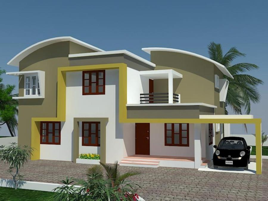 Kerala : Sq Ft House Plans India July Kerala Home Design ... source