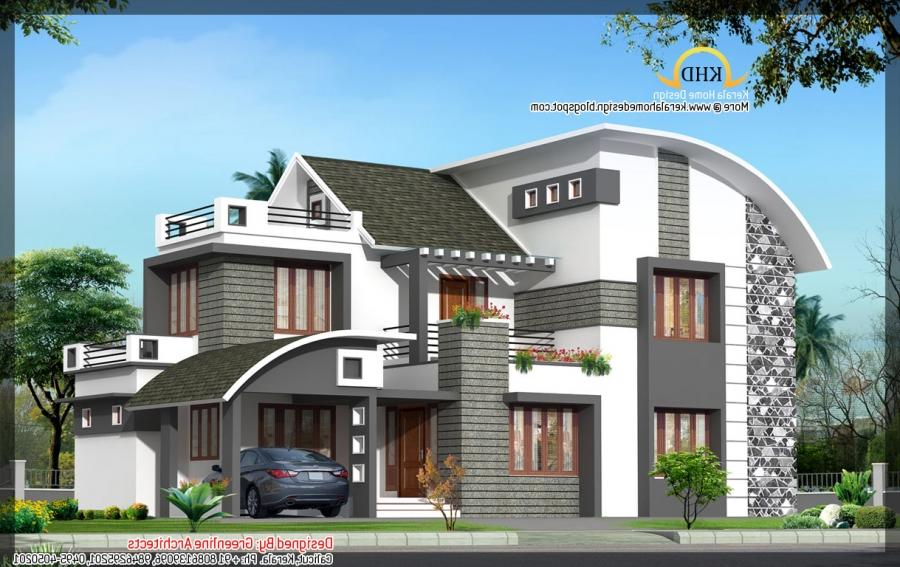 Modern Houses In Kerala Photo Gallery