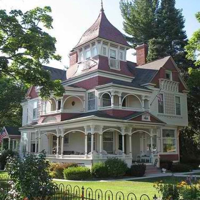 Porches Wrap Around Porches And Victorian On Pinterest: Victorian Wrap Around Porch Photos