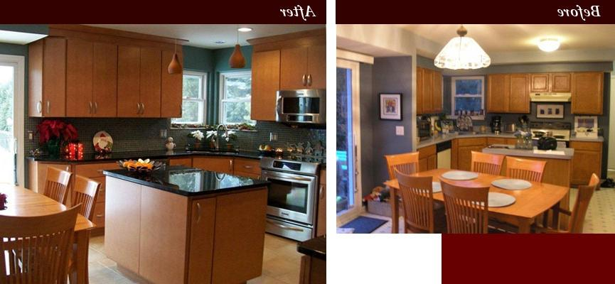 Westford, MA - Kitchen Remodel - Amazing Project with a catch