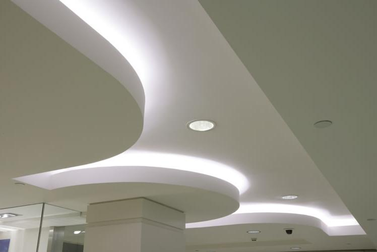 Decorative And Featured Suspended Ceilings