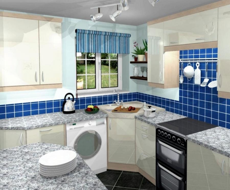 Small beautiful kitchen photos for Beautiful small kitchens