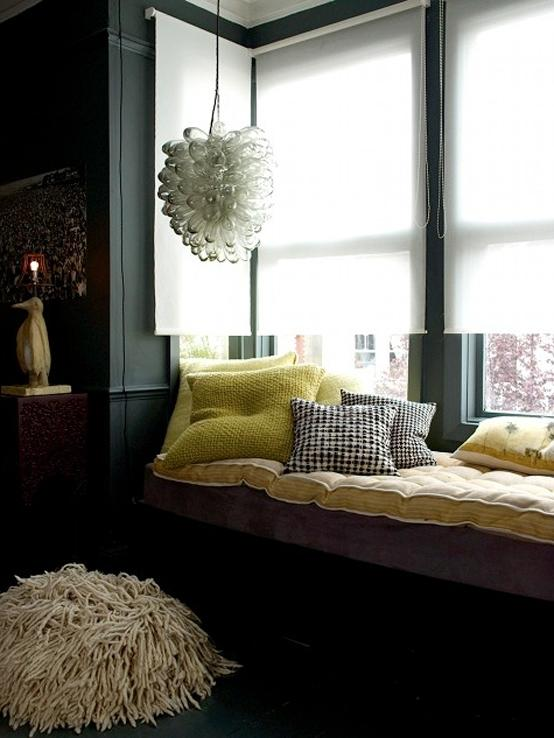 Dark yet Cozy Interior Design Ideas