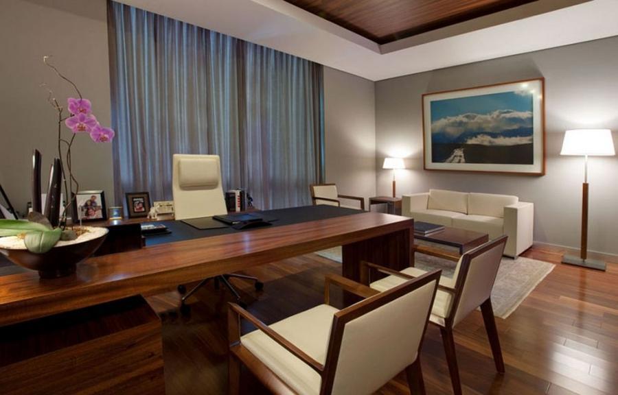 Interior Design Photos Of Executive Office