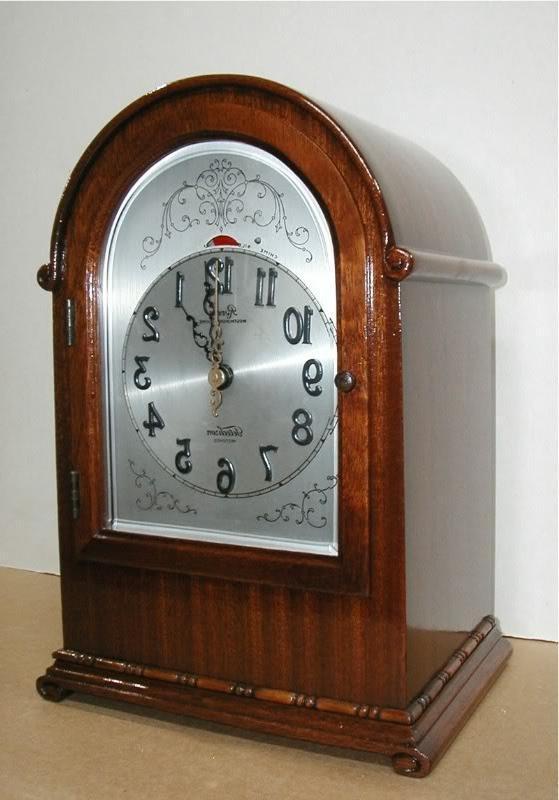Revere clock photos