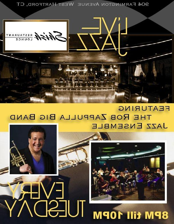 Live Jazz every Tuesday Night at Shish Lounge featuring the Rob...