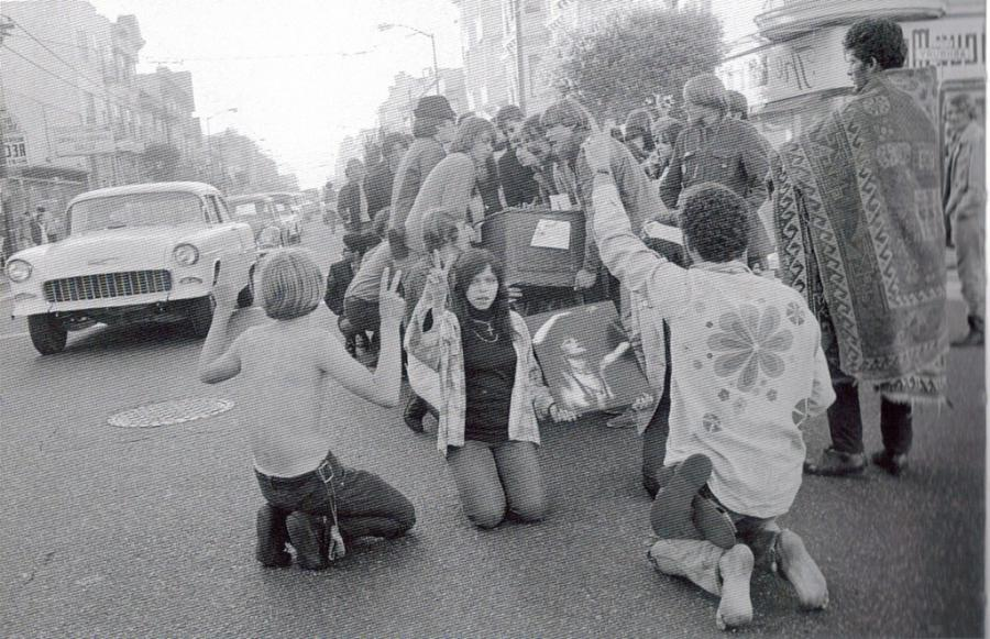 The hippie counter culture movement source