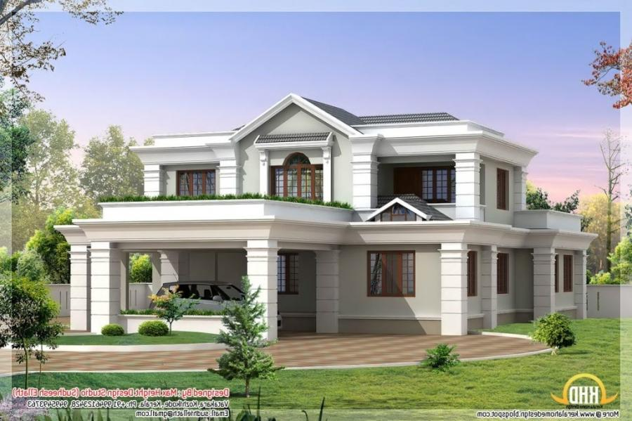 Beautiful Houses Photos In India