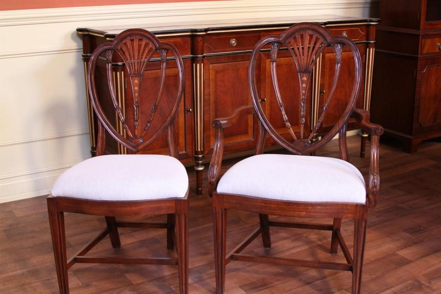 Dining room chairs antique