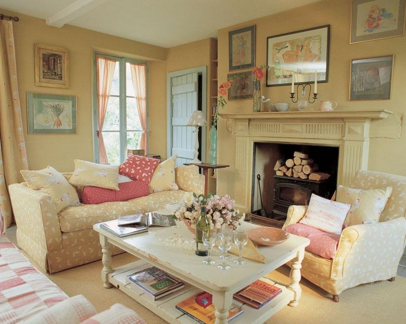 Cottage Interiorscharming Cottage House Interior Welcome