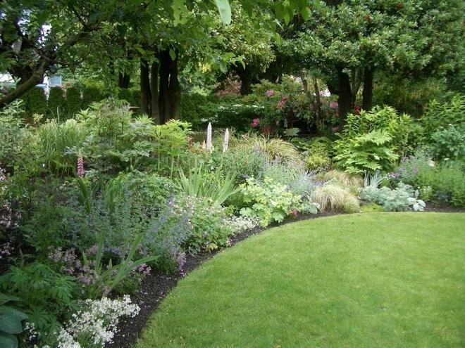 Formal english gardens photos