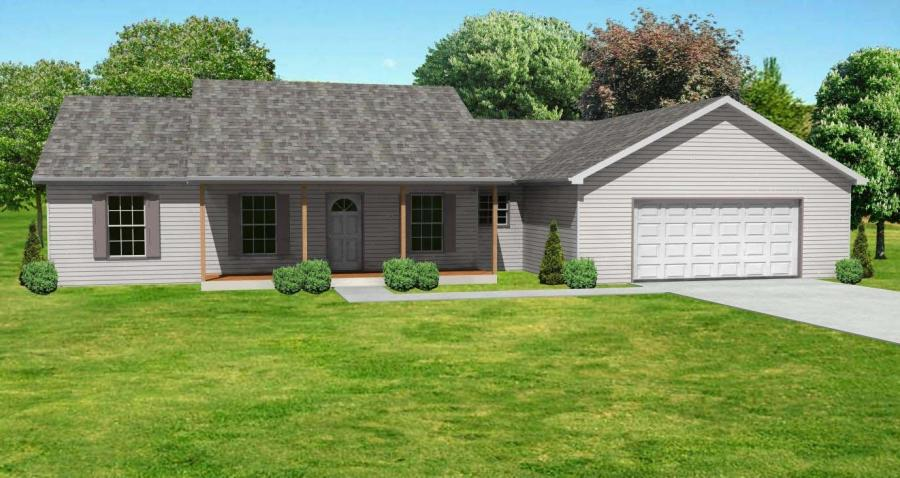 Ranch style homes solutions for a remodeled ranch u2013 submit - Ranch House Photo